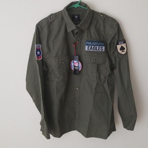nfl military shirts